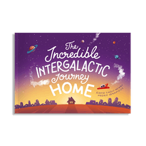 An image of the The Incredible Intergalactic Journey Home product