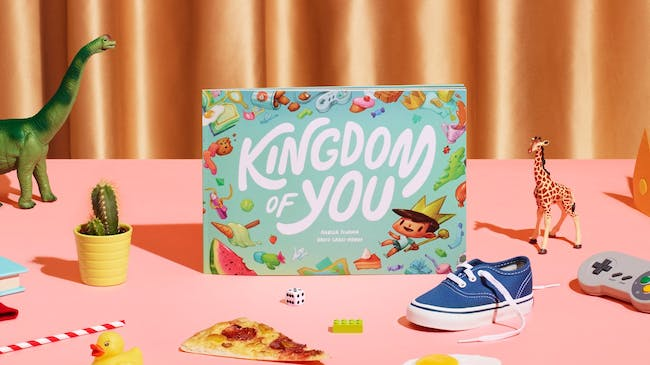 Kingdom of You video cover image